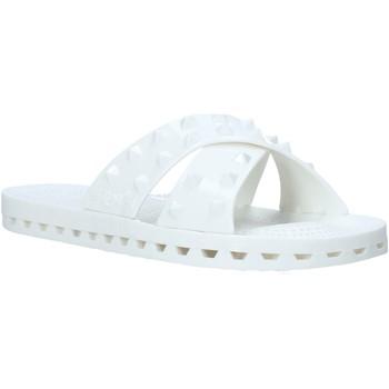 Boty Ženy Dřeváky Sensi 4300/PY Bílý
