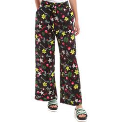 Textil Ženy Turecké kalhoty / Harémky Liu Jo WA0058 T9147 Černá