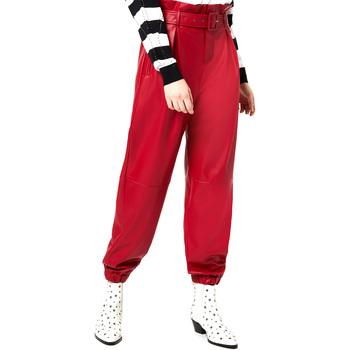 Textil Ženy Mrkváče Liu Jo WA0276 E0392 Červené