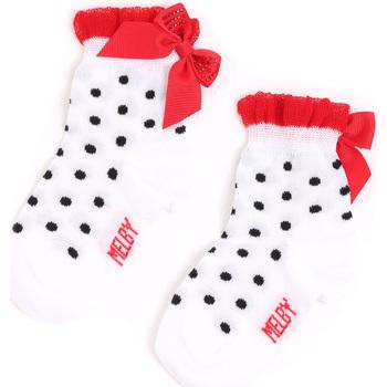 Spodní prádlo Ponožky Melby 20S7681 Červené