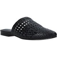 Boty Ženy Pantofle Mfw 161357MW Černá