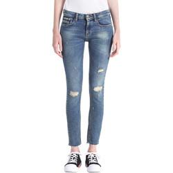 Textil Ženy Rifle boyfriend Calvin Klein Jeans J20J207110 Modrý
