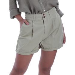 Textil Ženy Kraťasy / Bermudy Pepe jeans PL800895 Zelený