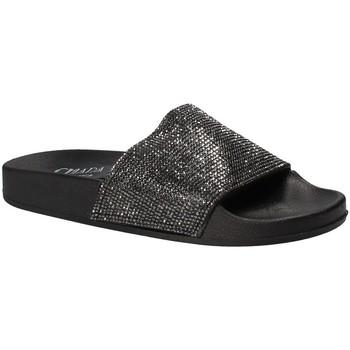 Boty Ženy pantofle Chiara Pacini C18E2506 Černá