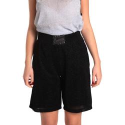 Textil Ženy Kraťasy / Bermudy Converse 10007418 Černá
