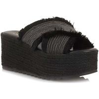 Boty Ženy Dřeváky Exé Shoes G47006247001 Černá