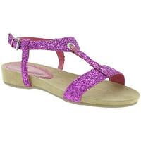 Boty Ženy Sandály Mally 4681 Růžový