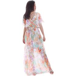 Textil Ženy Společenské šaty Gaudi 011FD15038 Oranžový