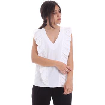 Textil Ženy Halenky / Blůzy Gaudi 011BD45031 Bílý