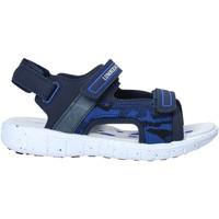 Boty Děti Sportovní sandály Lumberjack SB28206 006 S01 Modrý