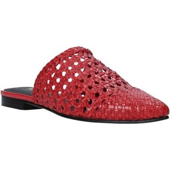 Boty Ženy Pantofle Mfw 161357MW Červené