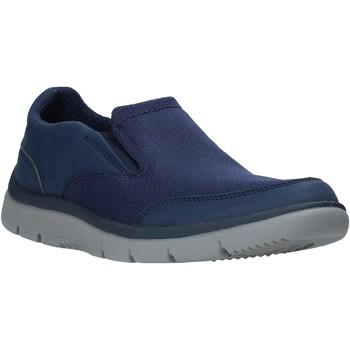 Boty Muži Street boty Clarks 26140336 Modrý