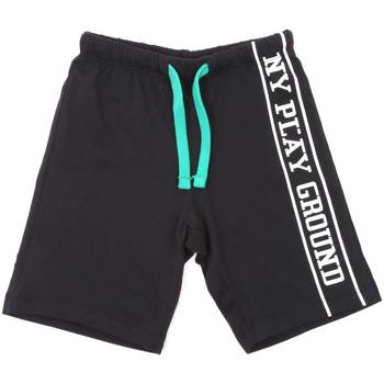 Textil Děti Kraťasy / Bermudy Melby 70F5574 Černá