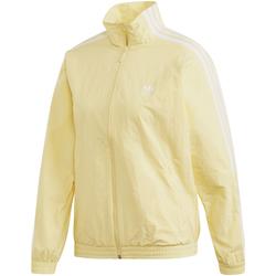 Textil Ženy Teplákové bundy adidas Originals FM7179 Žlutá