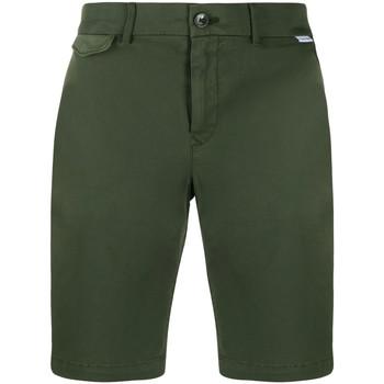 Textil Muži Kraťasy / Bermudy Calvin Klein Jeans K10K105314 Zelený