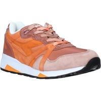 Boty Muži Nízké tenisky Diadora 501173071 Oranžový