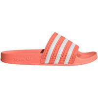 Boty Ženy pantofle adidas Originals EG5008 Oranžový