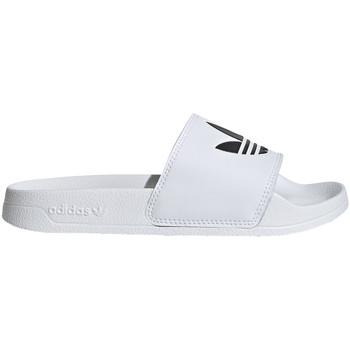 Boty Děti pantofle adidas Originals EG8272 Bílý