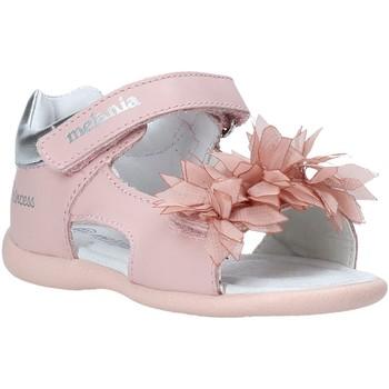 Boty Dívčí Sandály Melania ME0800A0S.B Růžový