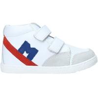 Boty Děti Nízké tenisky Melania ME0905A0S.B Bílý