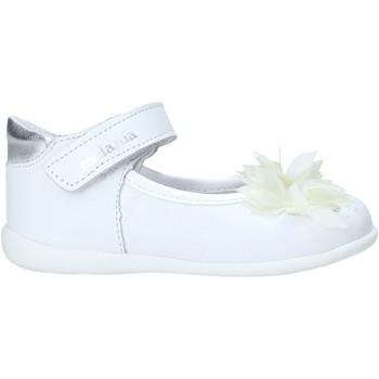 Boty Dívčí Baleríny  Melania ME0122A0S.B Bílý