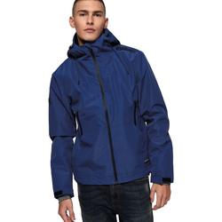 Textil Muži Větrovky Superdry M50019SR Modrý