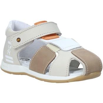 Boty Děti Sandály Melania ME0815A0S.C Béžový