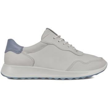 Boty Ženy Nízké tenisky Ecco 29202351843 Bílý