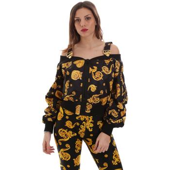 Textil Ženy Mikiny Versace C0HVB932S0774899 Černá
