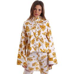 Textil Ženy Košile / Halenky Versace B0HVB624S0771003 Bílý