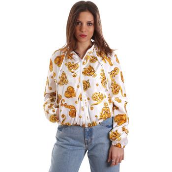 Textil Ženy Mikiny Versace C9HVB92525115003 Bílý