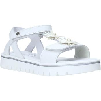 Boty Dívčí Sandály Melania ME6009F0S.A Bílý