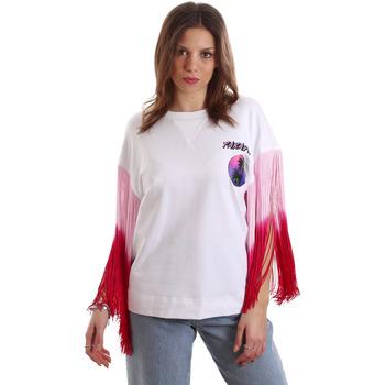 Textil Ženy Trička s krátkým rukávem Versace B2HVB71511701003 Bílý