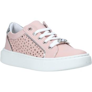 Boty Dívčí Nízké tenisky Melania ME6253F0S.B Růžový