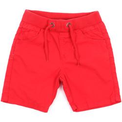 Textil Děti Kraťasy / Bermudy Losan 015-9657AL Červené