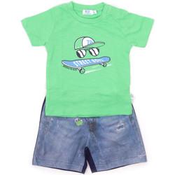 Textil Děti Set Melby 20L7270 Zelený