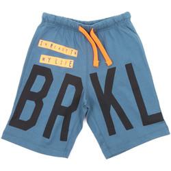 Textil Děti Plavky / Kraťasy Melby 70F5574 Modrý