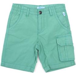 Textil Děti Kraťasy / Bermudy Melby 79G5584 Zelený