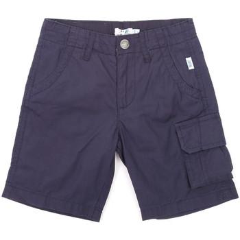 Textil Děti Kraťasy / Bermudy Melby 79G5584 Modrý