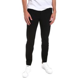 Textil Muži Mrkváče Calvin Klein Jeans K10K104807 Modrý