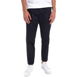 Textil Muži Mrkváče Calvin Klein Jeans K10K105138 Modrý