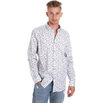 Textil Muži Košile s dlouhymi rukávy Sseinse CE491SS Bílý