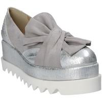 Boty Ženy Espadrilky  Grace Shoes 1304 Šedá