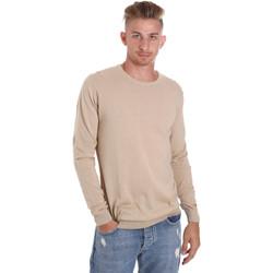 Textil Muži Svetry Sseinse ME1504SS Béžový