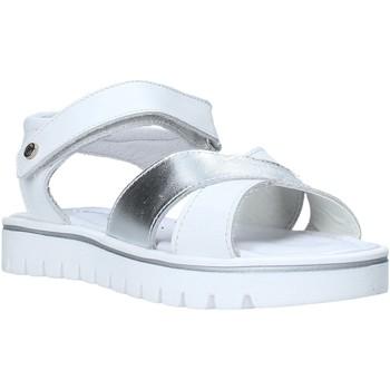Boty Dívčí Sandály Melania ME4108D0S.B Bílý