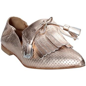 Boty Ženy Mokasíny Mally 6190 Růžový