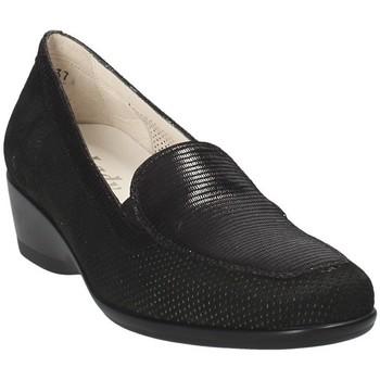 Boty Ženy Mokasíny Melluso R30506E Černá