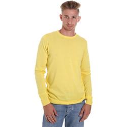 Textil Muži Svetry Sseinse ME1504SS Žlutá