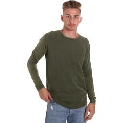 Textil Muži Svetry Sseinse ME1510SS Zelený