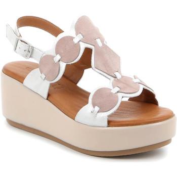 Boty Ženy Sandály Grunland SA2487 Béžový